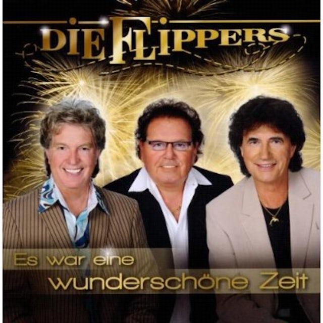 Flippers ES WAR EINE WUNDERSCHON ZEIT CD