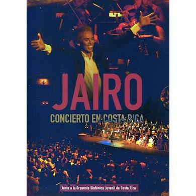 Jairo EN VIVO EN COSTA RICA CD