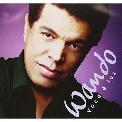 Wando VOCE E LUZ: BEST OF CD