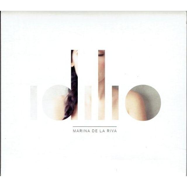 Marina De La Riva IDILIO CD