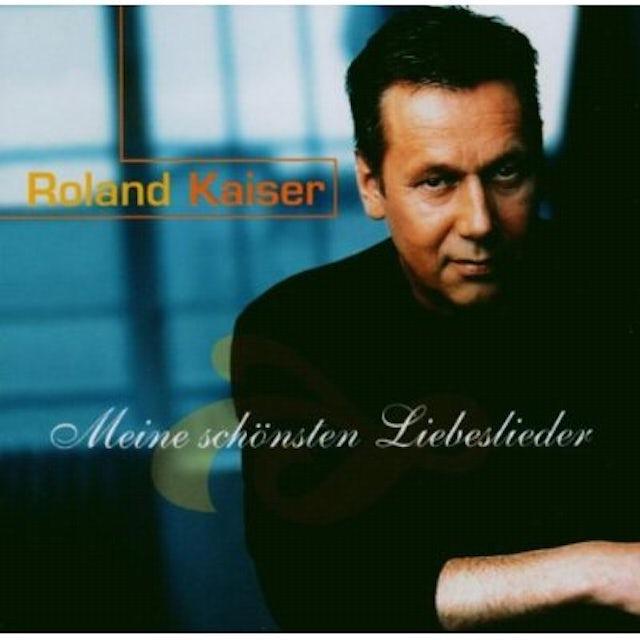 ROLAND KAISER MEINE SCHONSTEN LIEDER CD