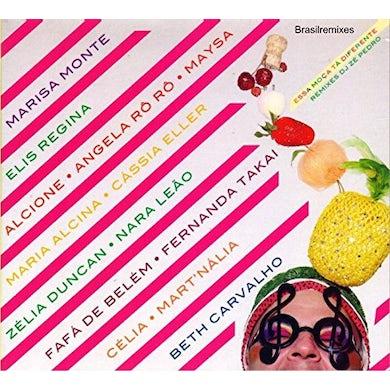 DJ Ze Pedro ESSA MOCA TA DIFERENTE CD
