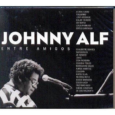 Johnny Alf ENTRE AMIGOS CD