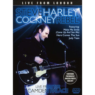 Steve Harley LIVE FROM LONDON DVD