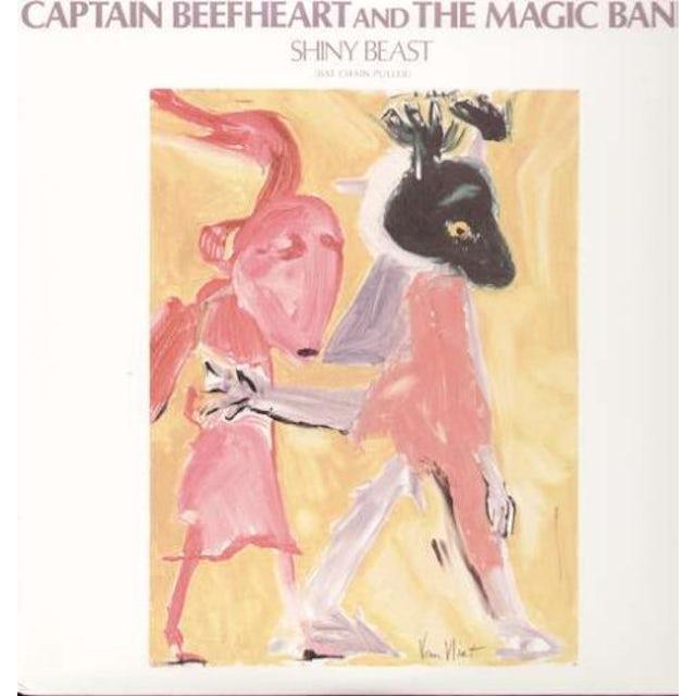 Captain Beefheart SHINY BEAST - BAT CHAIN PULLER Vinyl Record