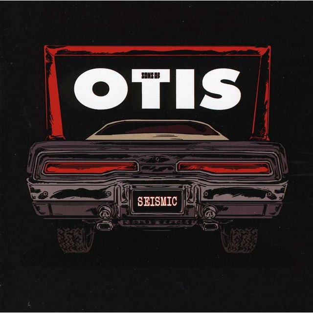 Sons Of Otis SEISMIC CD