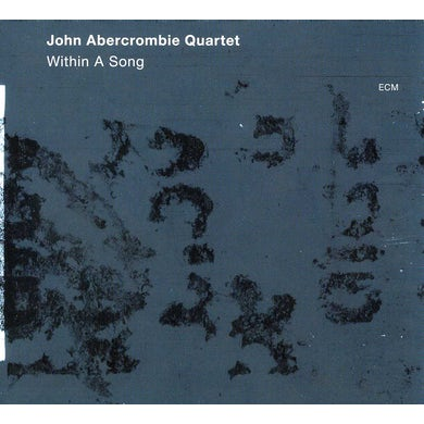John Abercrombie WITHIN A SONG CD