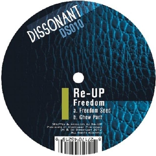Re-Up FREEDOM Vinyl Record