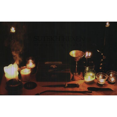 Sutekh Hexen BEHIND THE THRONE Vinyl Record