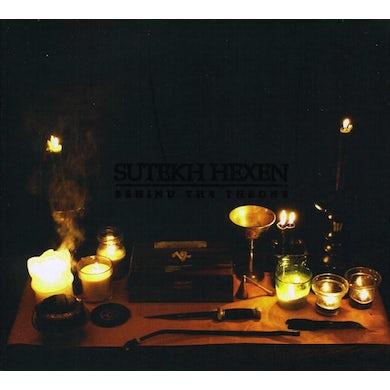 Sutekh Hexen BEHIND THE THRONE CD