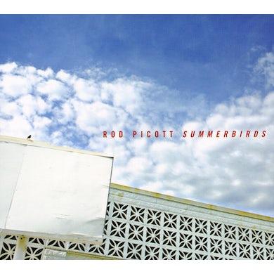 Rod Picott SUMMERBIRDS CD