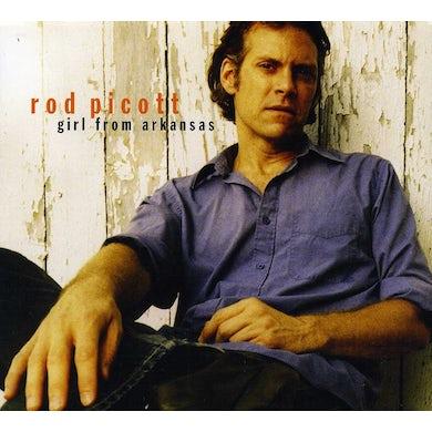 Rod Picott GIRL FROM ARKANSAS CD