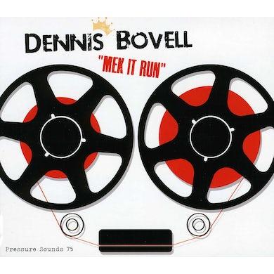 Dennis Bovell MEK IT RUN CD