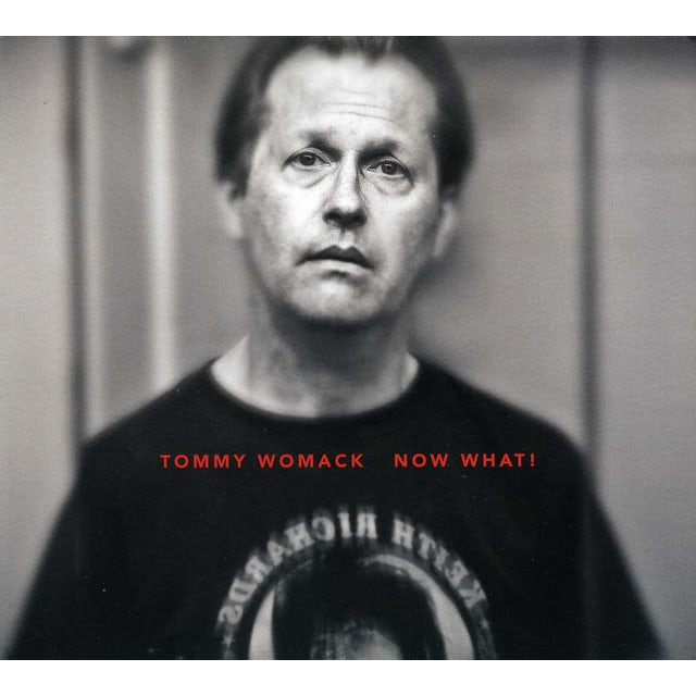 Tommy Womack NOW WHAT CD