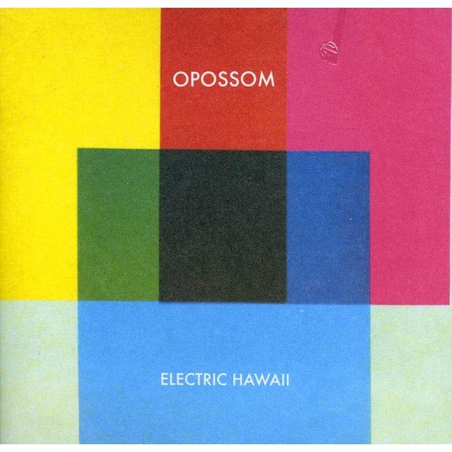 Opossom ELECTRIC HAWAII CD