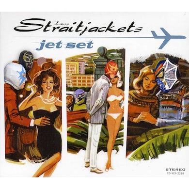 Los Straitjackets JET SET CD