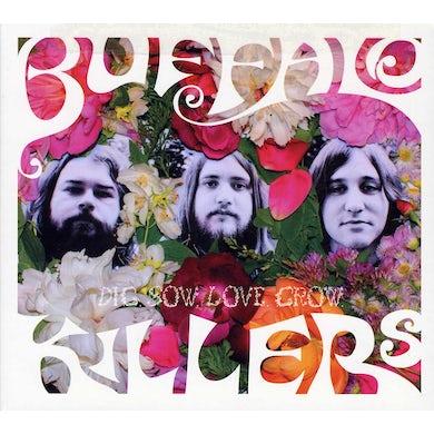 Buffalo Killers DIG SOW LOVE GROW CD
