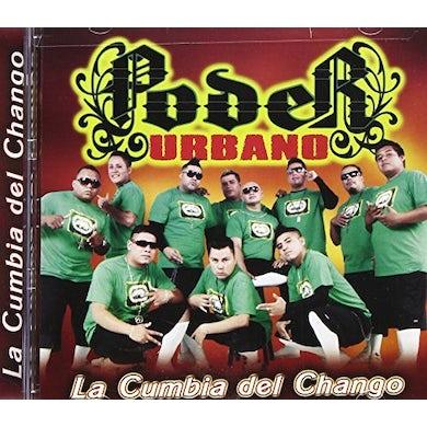 Poder Urbano CUMBIA DEL CHANGO CD