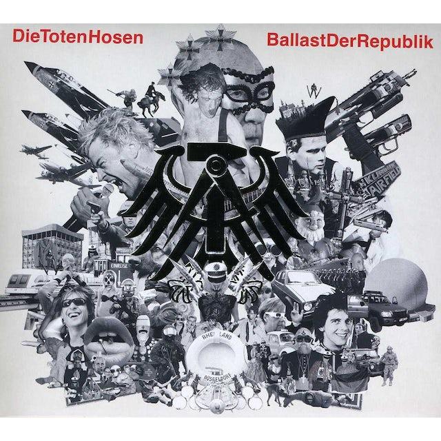 Toten Hosen BALLAST DER REPUBLIK CD