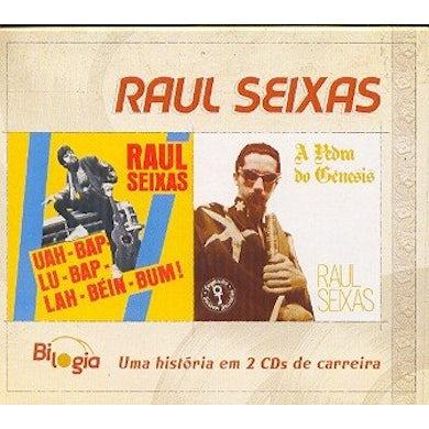 Raul Seixas UAH-BAP-LU-BAP-LAH-BEIN-BUM / PEDRA DO GENESIS CD