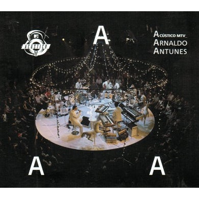 Arnaldo Antunes ACUSTICO MTV CD