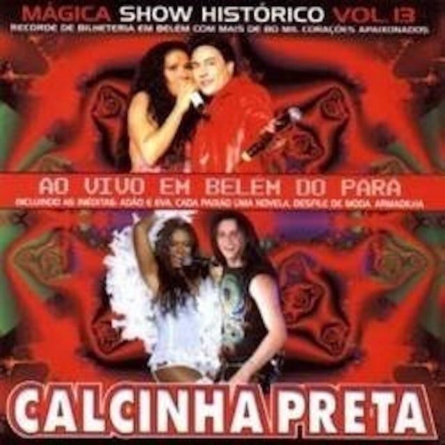 Calcinha Preta 13 CD