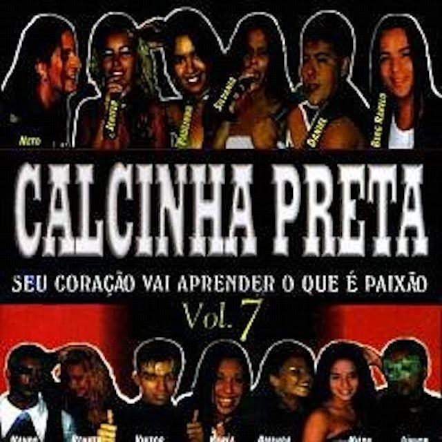 Calcinha Preta 7 CD