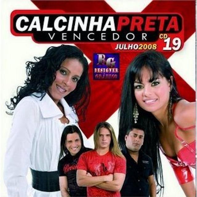 Calcinha Preta 19: VENCEDOR CD