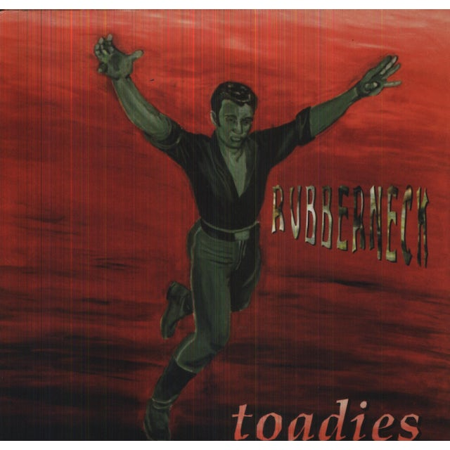 Toadies RUBBERNECK Vinyl Record