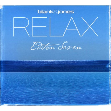 Blank & Jones RELAX EDITION SEVEN CD