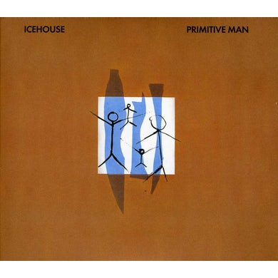 Icehouse PRIMITIVE MAN (30TH ANNIVERSARY) CD