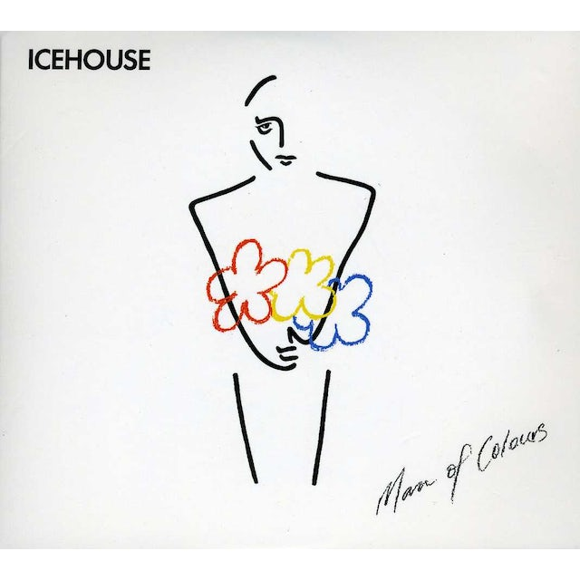 Icehouse MAN OF COLOURS (30TH ANNIVERSARY) CD
