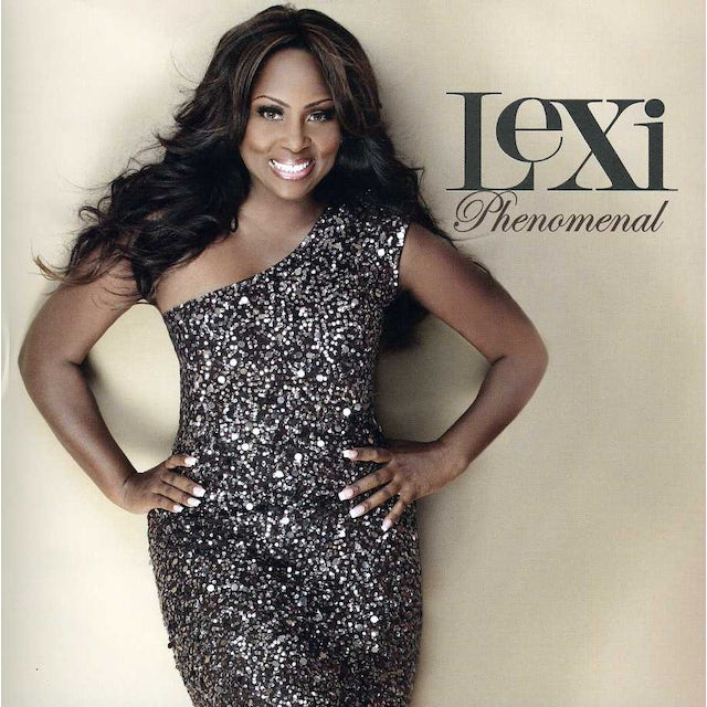 Lexi PHENOMENAL CD