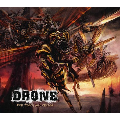 Drone FOR TORCH & CROWN CD