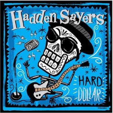 Hadden Sayers HARD DOLLAR Vinyl Record