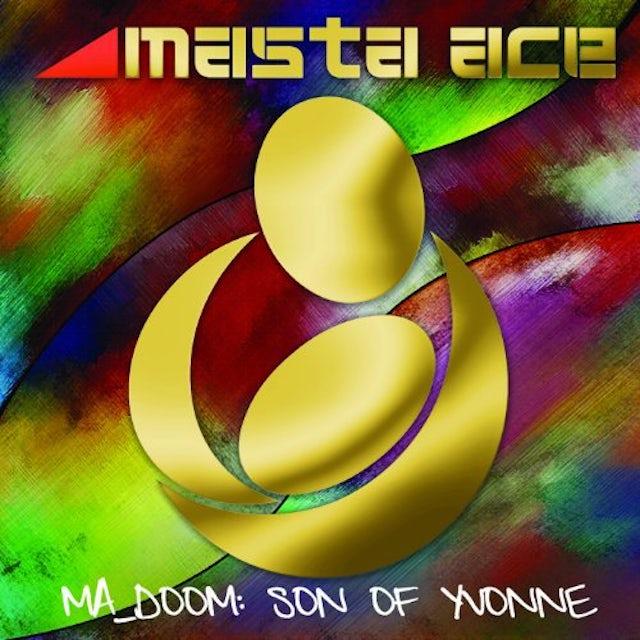 Masta Ace & Mf Doom MA DOOM: SON OF YVONNE Vinyl Record