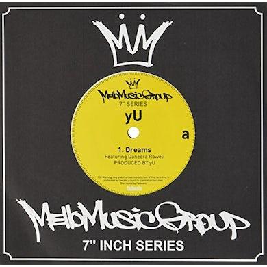 Mello Music Group 7 Series YU Vinyl Record