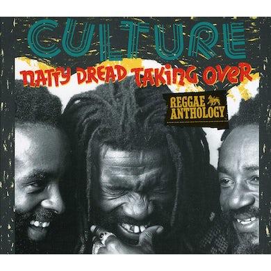 Culture NATTY DREAD TAKING OVER CD