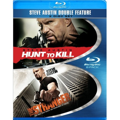 STEVE AUSTIN Blu-ray