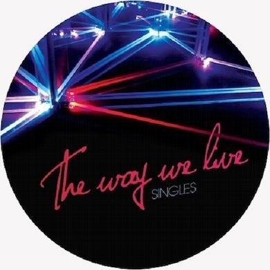 Deniz Kurtel WAY WE LIVE SINGLES Vinyl Record