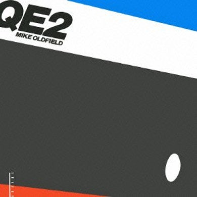 Mike Oldfield Q.E.2 CD