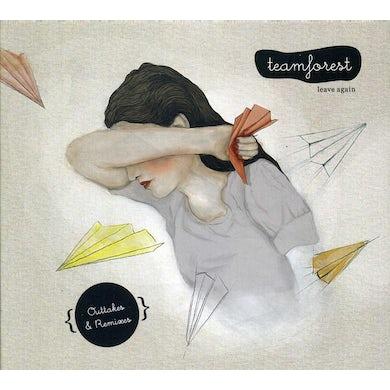 Teamforest LEAVE AGAIN CD