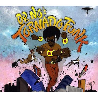 Oh No DR NO'S KALI TORNADO FUNK CD
