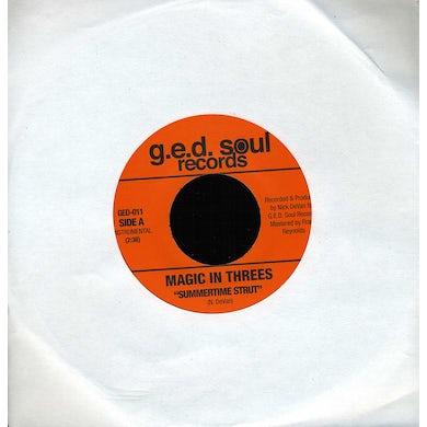 Magic In Threes SUMMERTIME STUT Vinyl Record