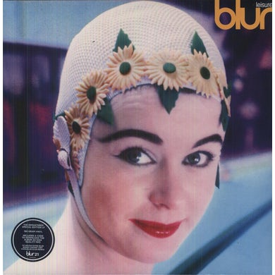 Blur LEISURE Vinyl Record