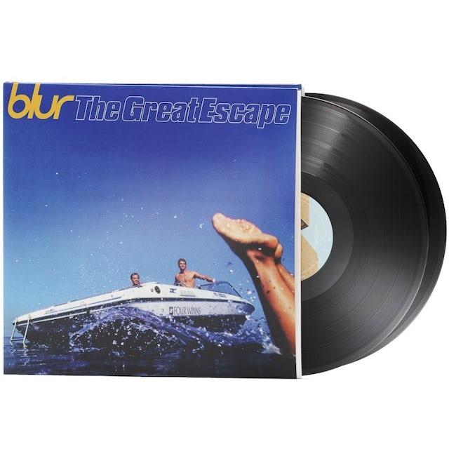 Blur GREAT ESCAPE Vinyl Record