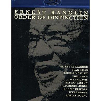 Ernest Ranglin ORDER OF DISTINCTION Blu-ray