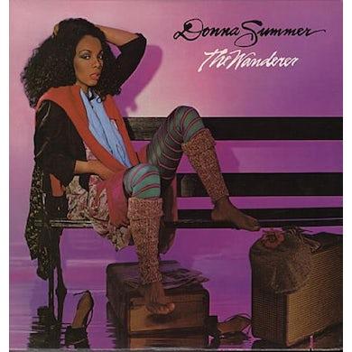 Donna Summer WANDERER Vinyl Record