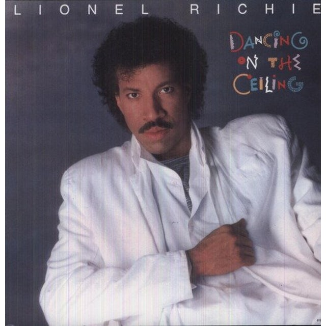 Lionel Richie DANCING ON THE CEILING Vinyl Record