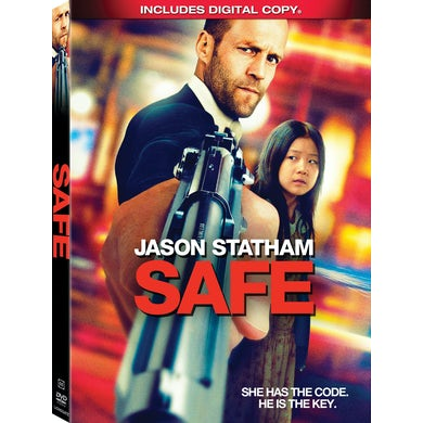 SAFE DVD